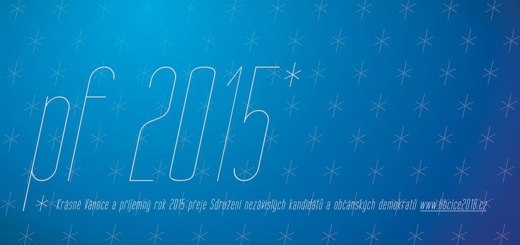 Příjemný rok 2015
